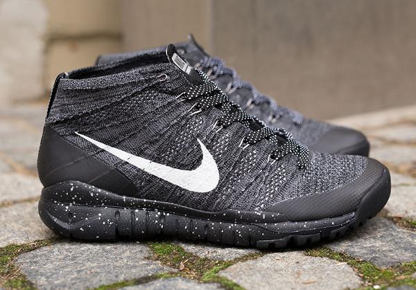 Nike Free flyknit chukka fsb homme