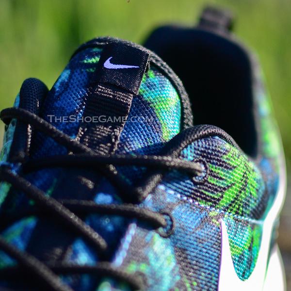 Nike Roshe Run Palm Trees Poison Green (5)