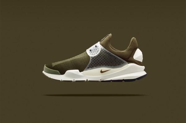 Nike x fragment design Sock Dart SP