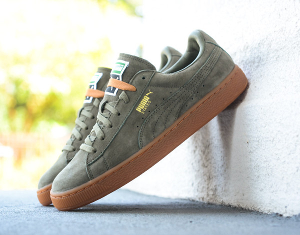 Puma States Winter Gum Burnt Olive (2)