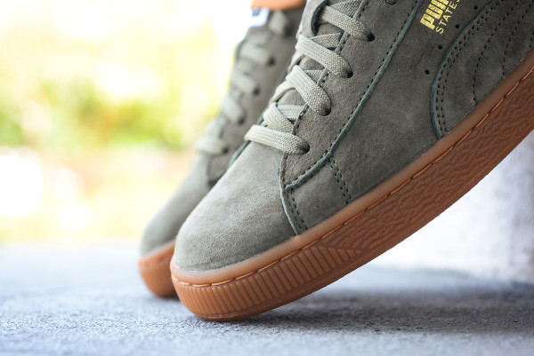 Puma States Winter Gum Burnt Olive (5)