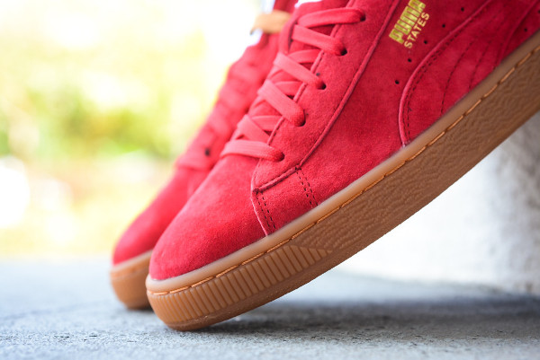 Puma States Winter Gum rouge (3)