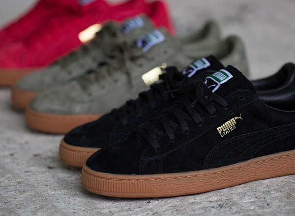 Puma States Winter Gum