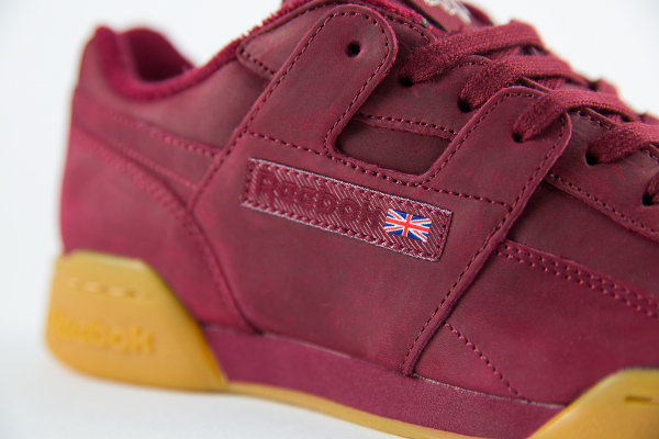 Reebok Workout deep burgundy size exclusive (1)