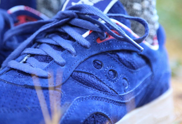 Saucony Elite x Bodega « Sweater Dist »