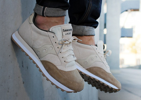 Saucony Jazz 'Luxury' (Sand/Tan)