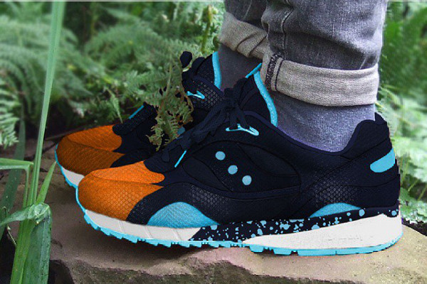 20 Saucony Shadow 6000 imaginées par Well Put