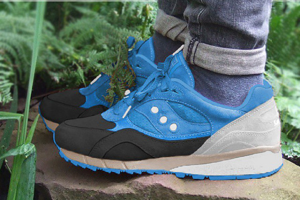 Saucony Shadow 6000 'mighty blue'