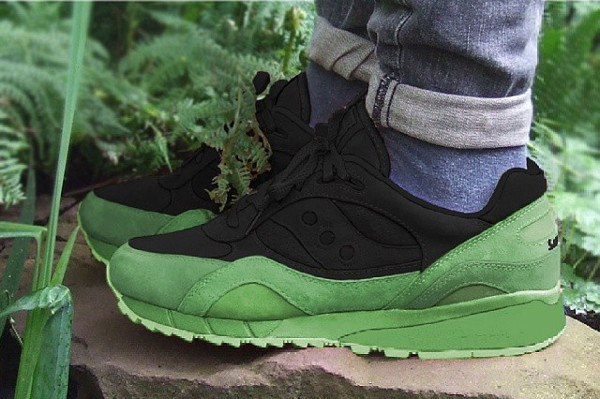 Saucony Shadow 6000 'something green'