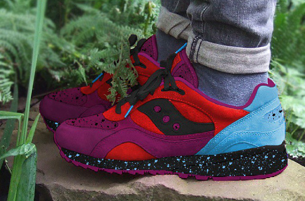 Saucony Shadow 6000 'spicey fruits'