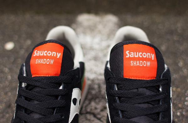 Saucony Shadow Original (Black Green) (6)