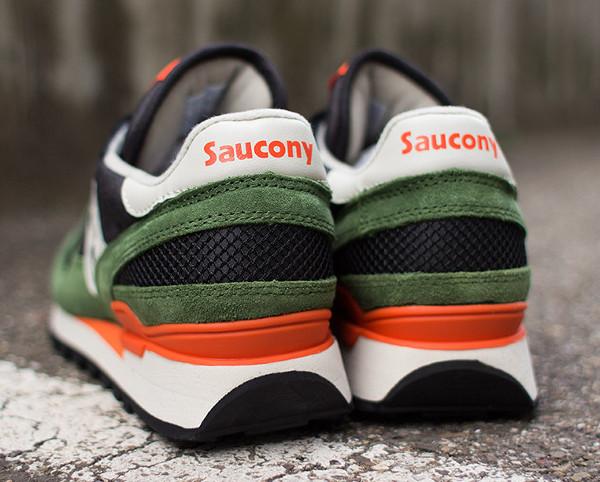 Saucony Shadow Original (Black Green) (7)