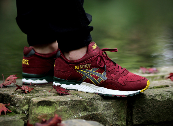 asics gel lyte 5 x the good will out koyo aux pieds (1)