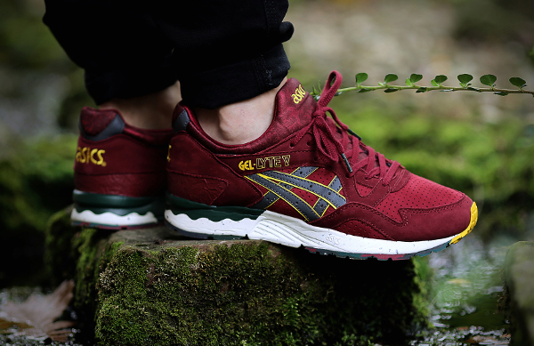 asics gel lyte 5 x the good will out koyo aux pieds (2)