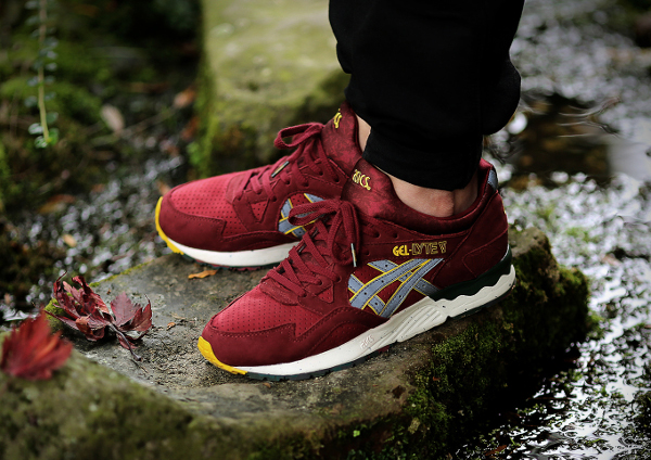 asics gel lyte 5 x the good will out koyo aux pieds (4)