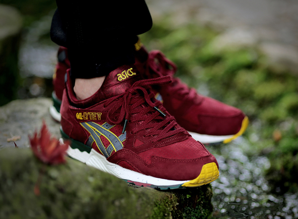 asics gel lyte 5 x the good will out koyo aux pieds (5)