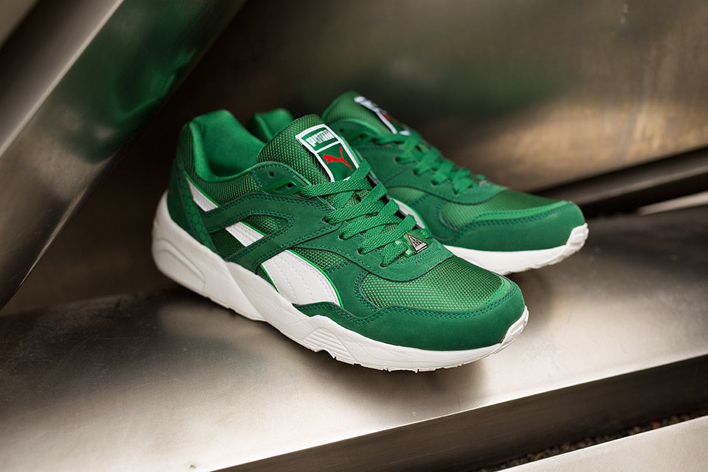 puma r698 green box pack