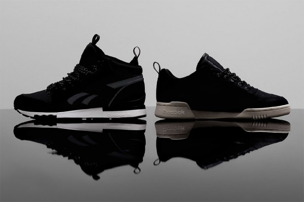Le pack Reebok Classic « Black Winter »