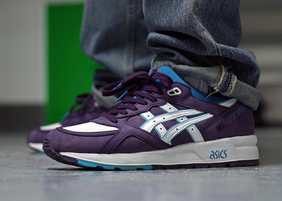 11-Asics Gel Lyte Speed x Patta Purple - Tebar
