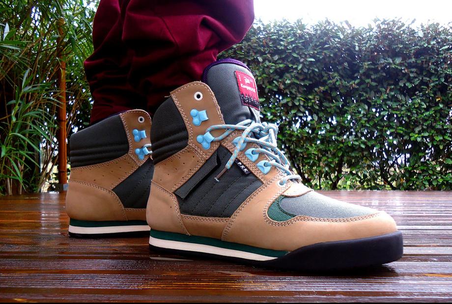 15-Kangaroos PxK Hiking Boot x Patta - My Kicks (2011)