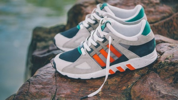Adidas EQT Guidance 93 x Highs And Lows