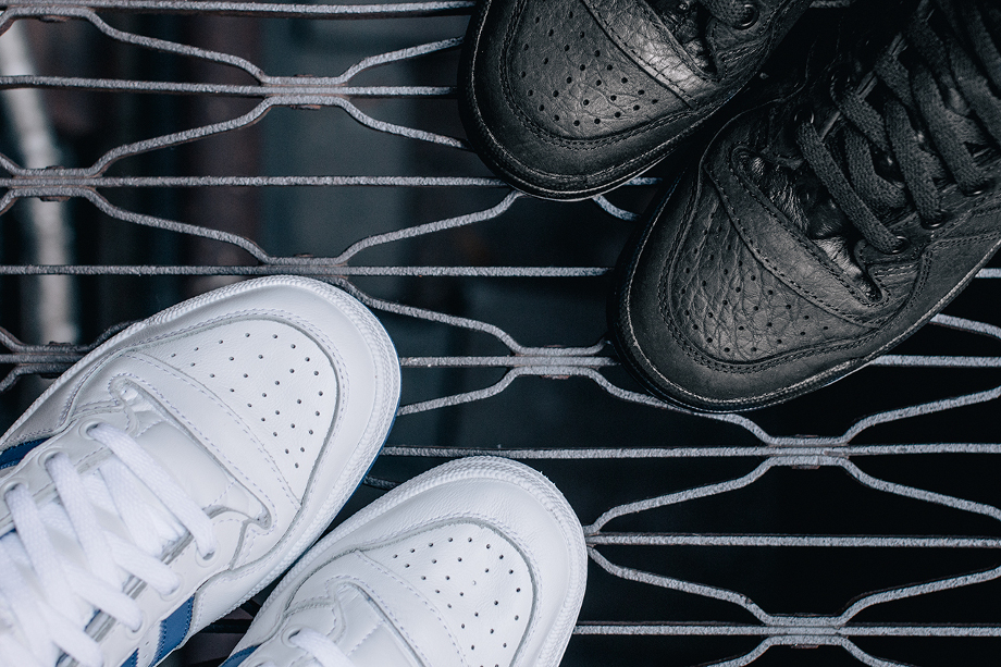 Adidas Original Forum Hi 'OG & 'Black Ostrich'-2