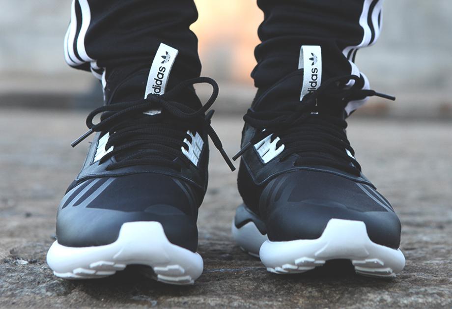 Adidas Originals Tubular Black (2)