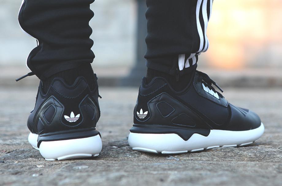 Adidas Originals Tubular Black (3)