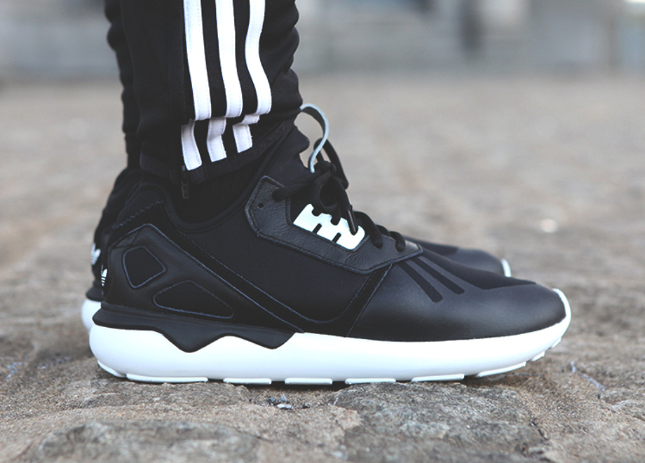Adidas Originals Tubular Black (6)