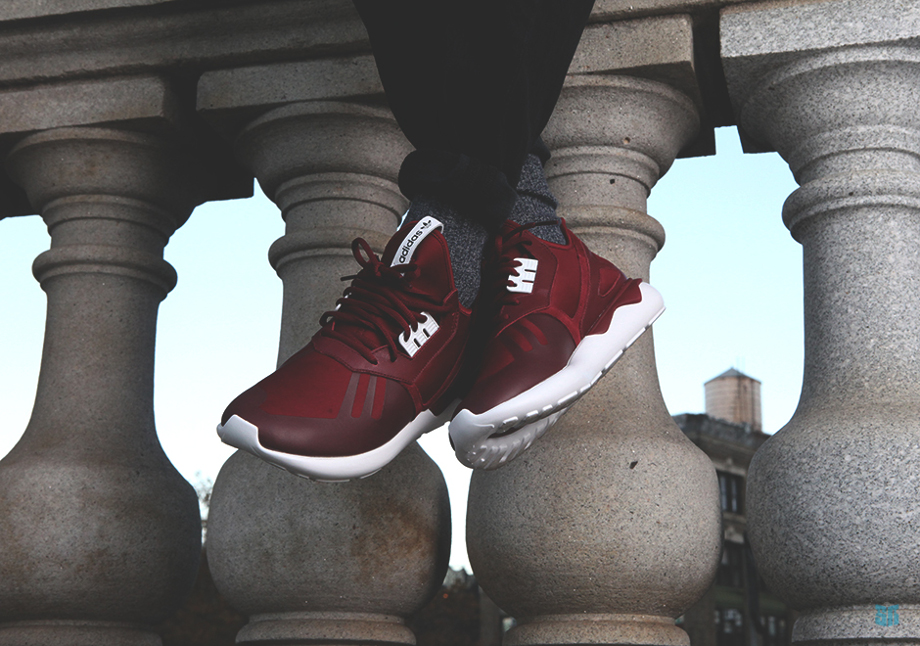 Adidas Originals Tubular Burgundy (5)