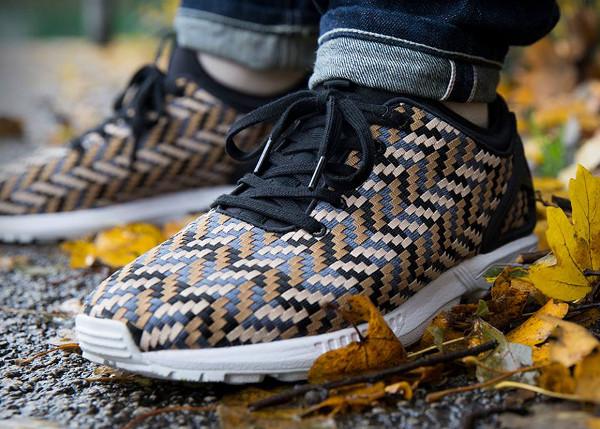 78d0a31c22378c adidas ZX FLUX NPS mens fashion sneakers B34468 12.5 US