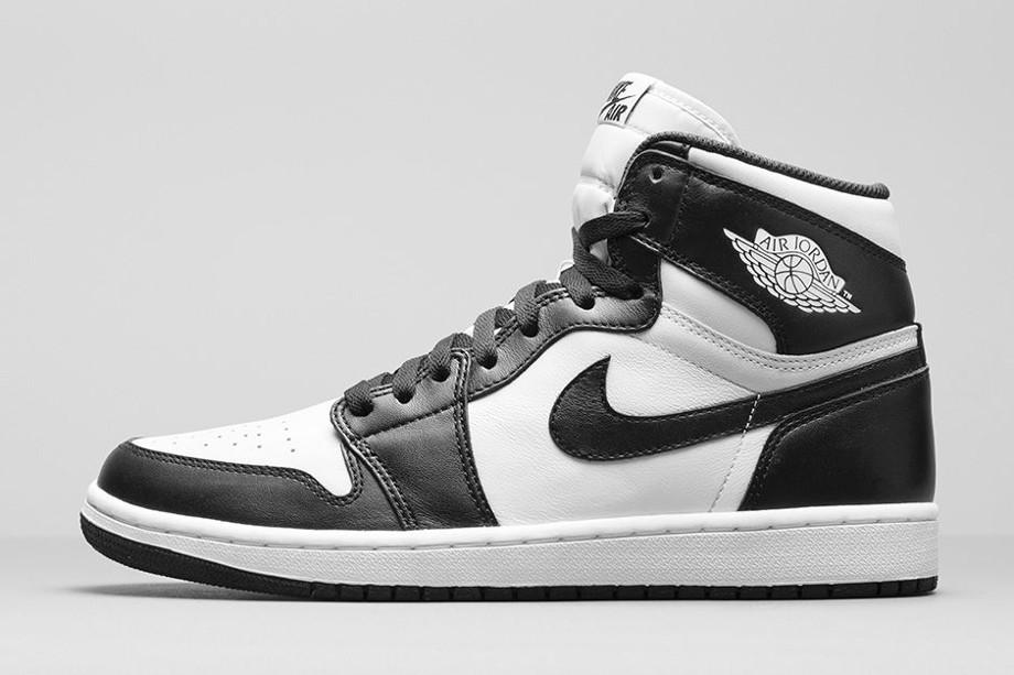 Air Jordan 1 High OG 1985 Black White (Retro 2014)  (3)
