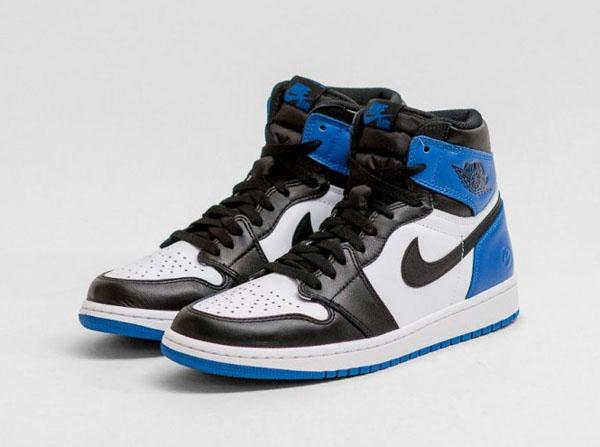 Air Jordan 1 x Fragment QS