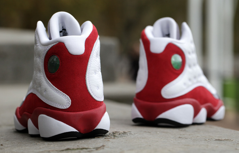 Air Jordan 13 Grey Toe -3
