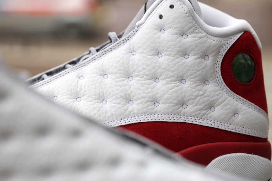 Air Jordan 13 Grey Toe 6