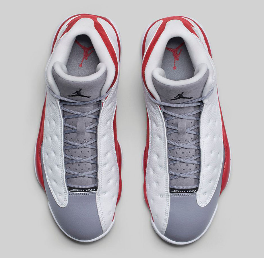 Air Jordan 13 Grey Toe photo officielle (6)