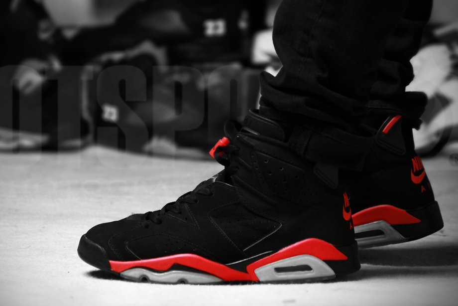 Air Jordan 6 Black Infrared (2000) - Hotspot472
