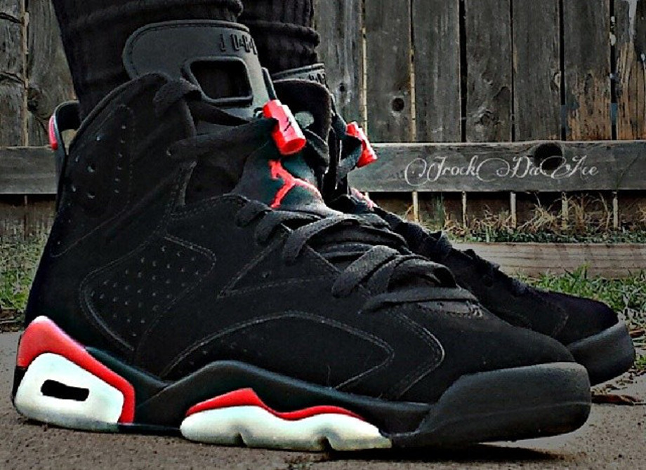 Air Jordan 6 Black Infrared - Jrock_da_ace1-couv