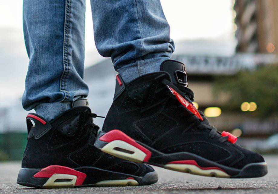 Air Jordan 6 Black Infrared - Kick_logic-1
