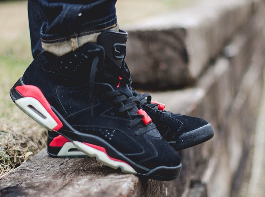 Air Jordan 6 Black Infrared - Mikekream