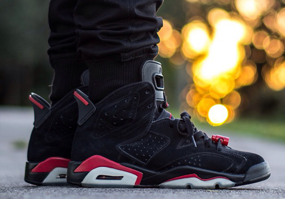 Air Jordan 6 Black Infrared - instaaagrant-2