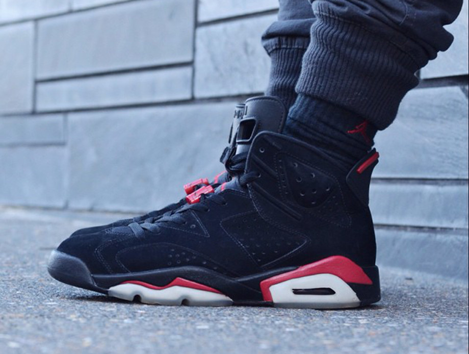 Air Jordan 6 Infrared - benjjii