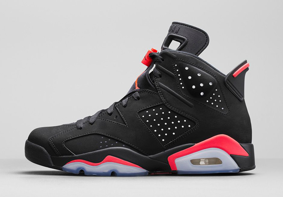 Air Jordan 6 Retro Black Infrared 23 (3)
