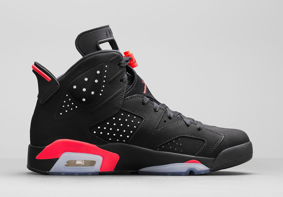 Air Jordan 6 Retro Black Infrared 23 (4)