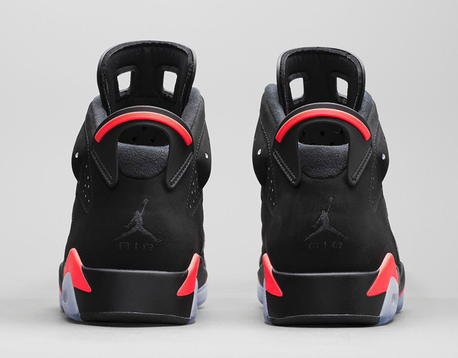 Air Jordan 6 Retro Black Infrared 23 (6)