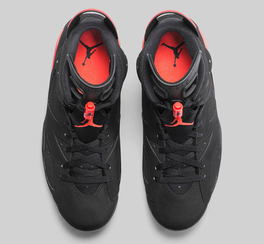 Air Jordan 6 Retro Black Infrared 23 (7)