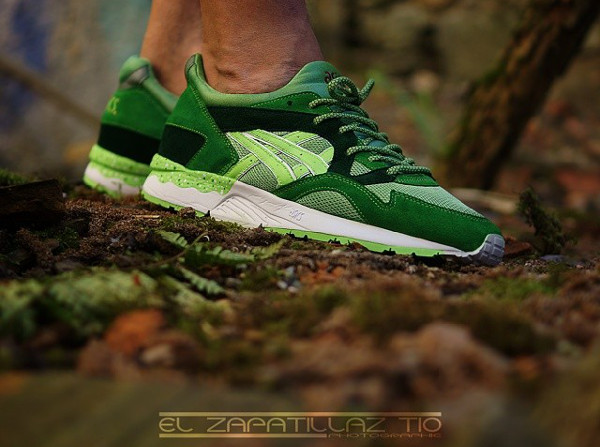 Asics Gel Lyte 5 Lime Juice (2)