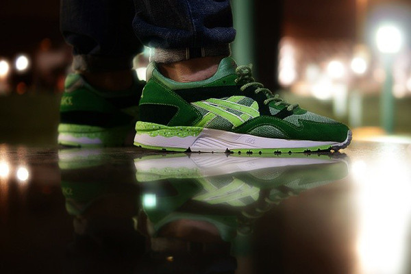 Asics Gel Lyte 5 Lime Juice (3)