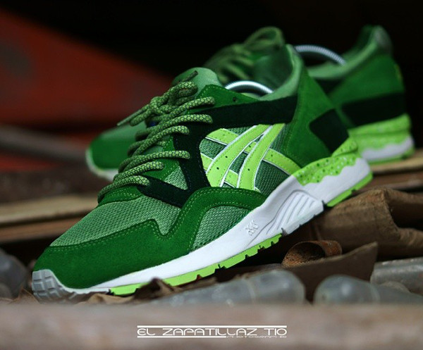 Asics Gel Lyte 5 Lime Juice (5)