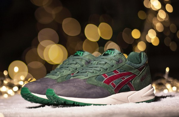 Asics Gel Saga 'Christmas Tree'